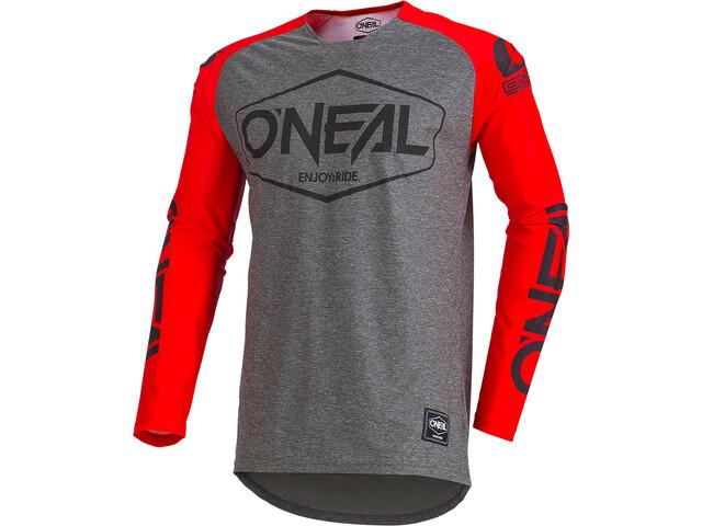 O'Neal Mayhem Lite Jersey Hexx Heren, red